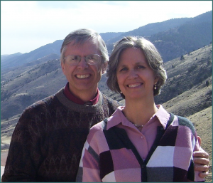 Pastor Tim and Wife